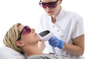 Laser ontharing Oss